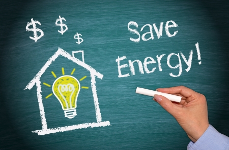 Save energy and apply for financial assistance